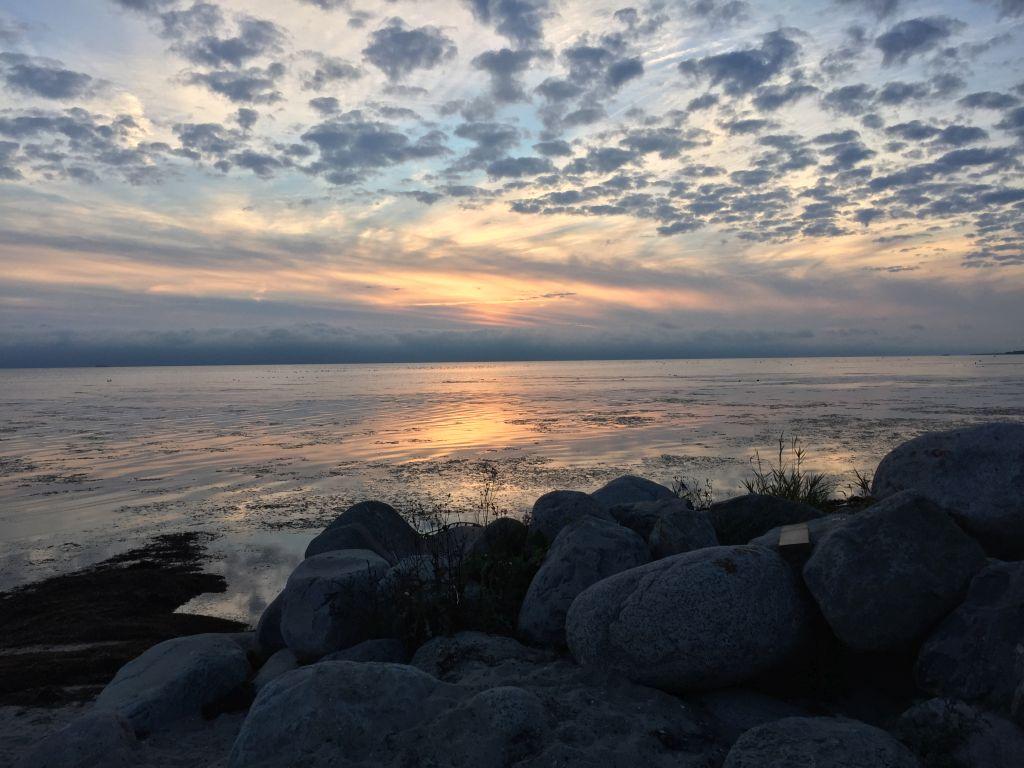 Solnedgång Bjärred